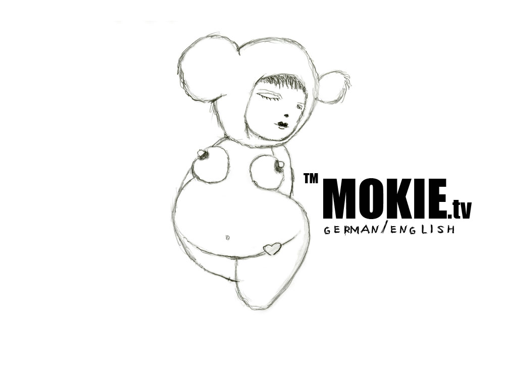 MOKIE • Streetart & Fashion by Mike Kirchner ::: To draw is what i want to do. :::